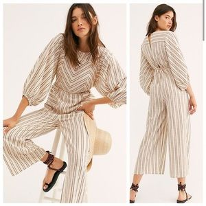 Free People Kenny One-Piece Jumpsuit in Medium